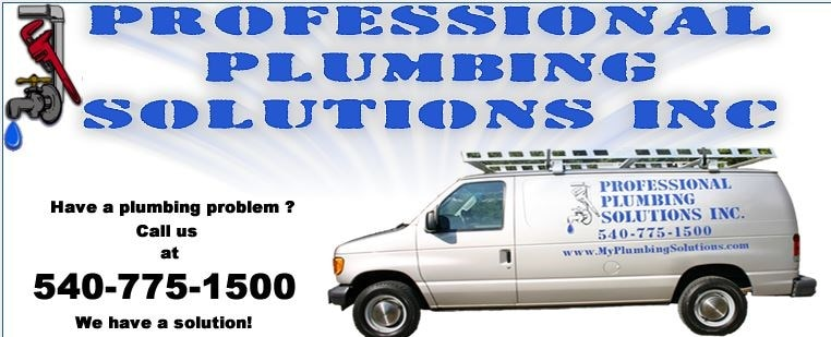 Professional Plumbing Solutions Inc