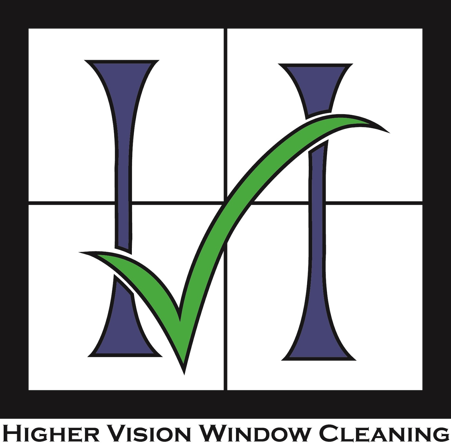 Higher Vision Window Cleaning
