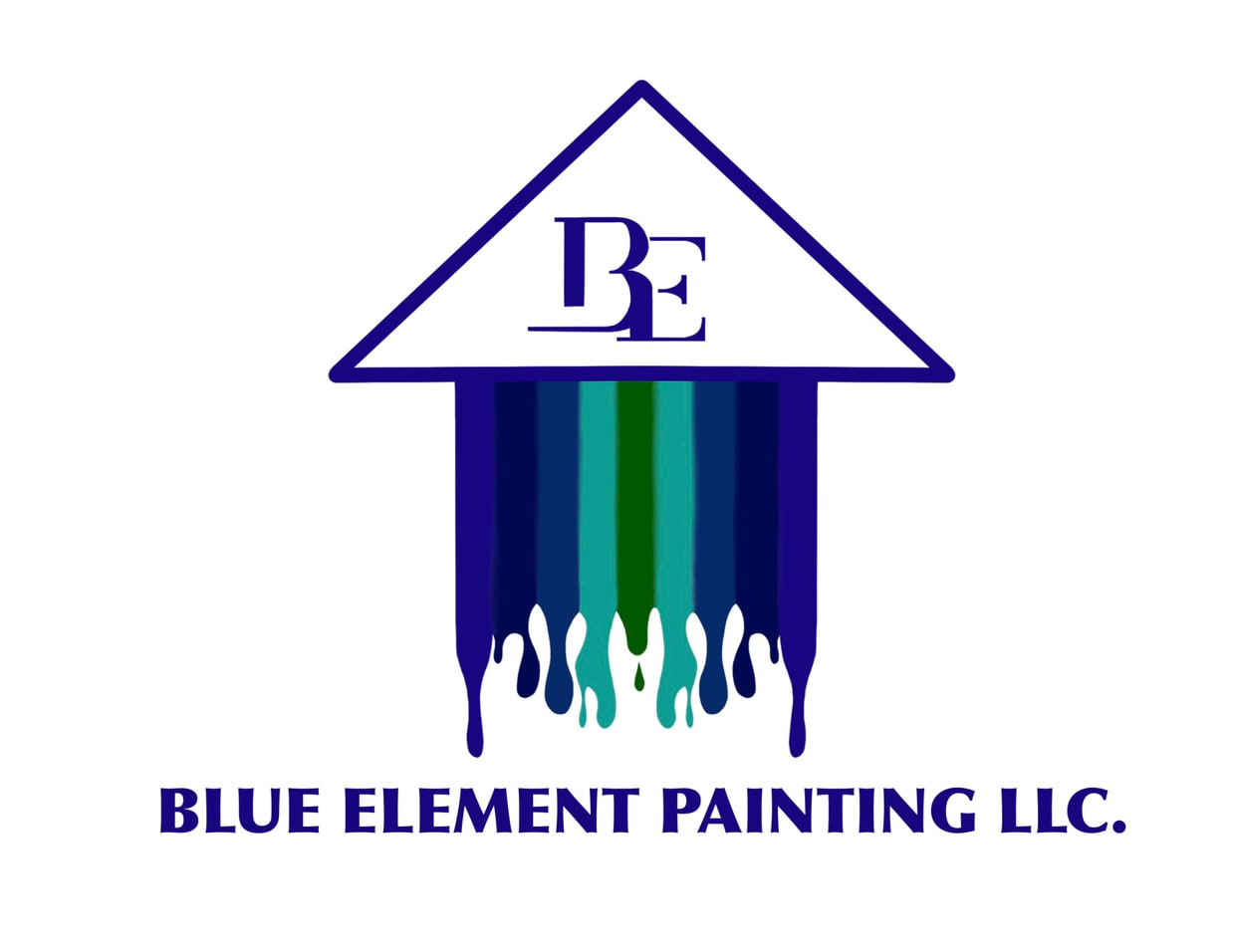 Blue Element Painting