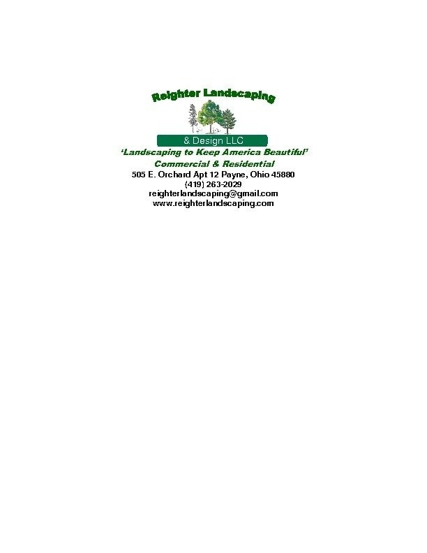 Reighter Landscaping & Design LLC