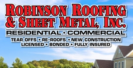 Robinson Roofing & Sheet Metal Inc