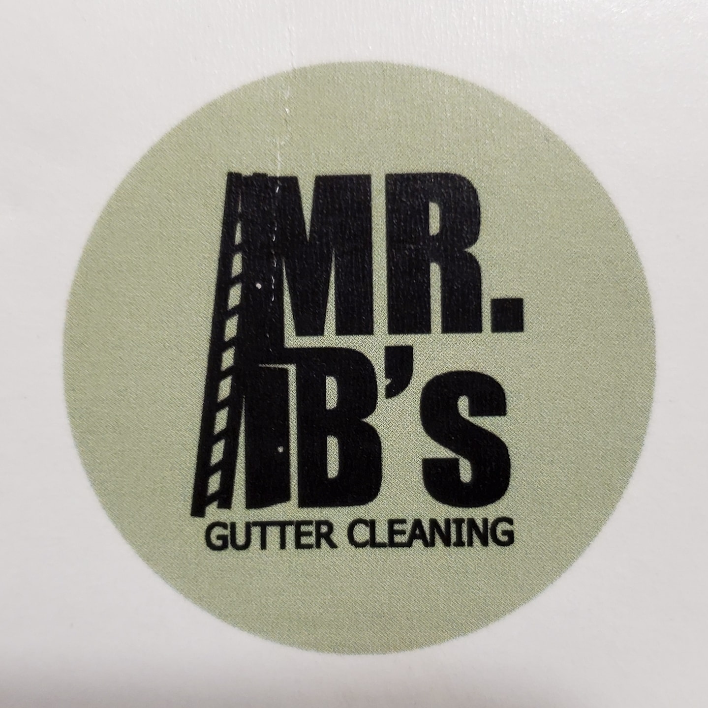Mr.B's Gutter Cleaning