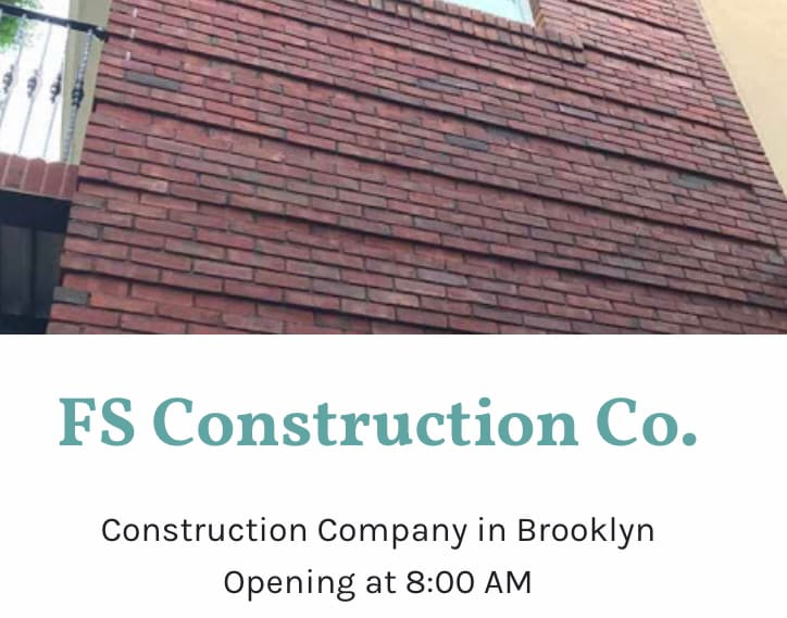 FS Construction Co.