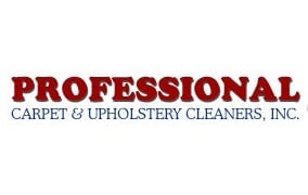 Professional Carpet & Upholstery Cleaners Inc