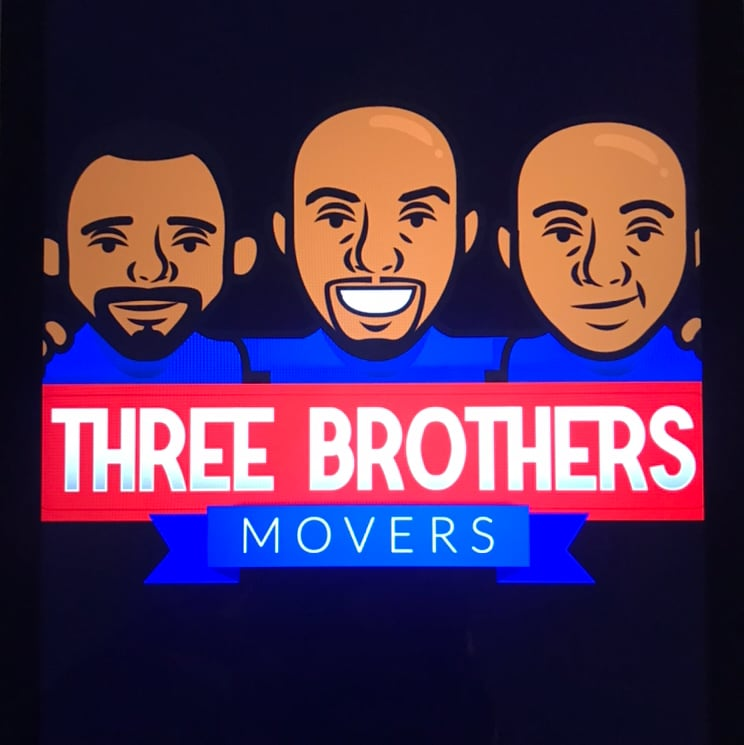 Three brothers movers