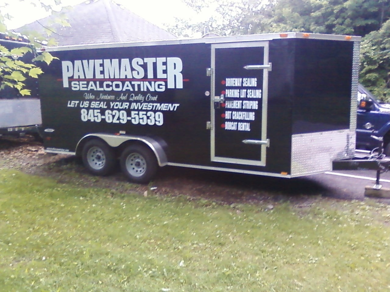 PAVEMASTER SEALCOATING
