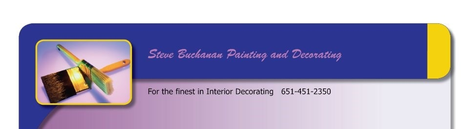 Steve Buchanan Painting & Decorating LLC