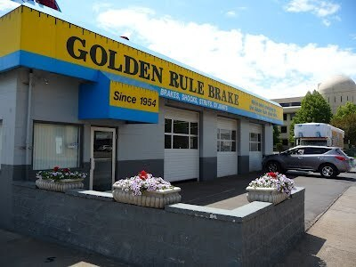 Golden Rule Brake Valley