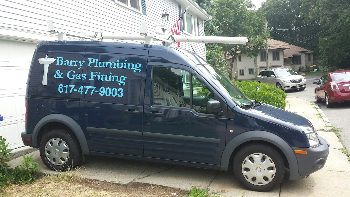 Barry Plumbing and Gas Fitting Inc