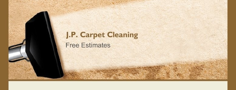 J P CARPET CLEANING