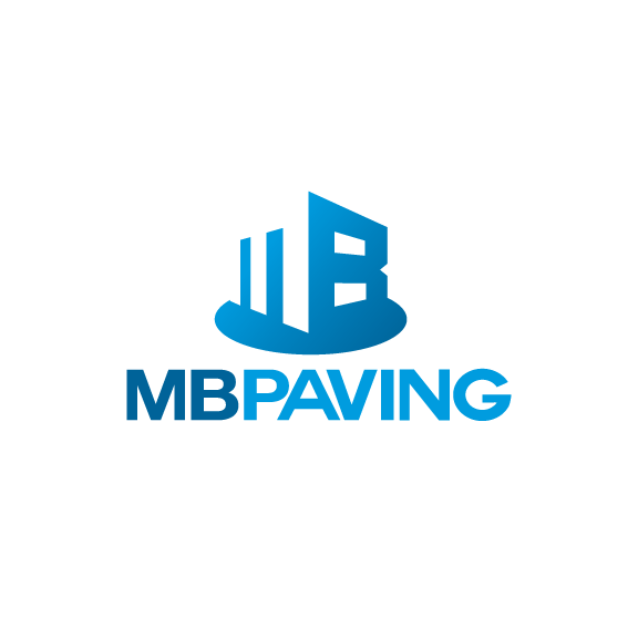 MB Paving logo