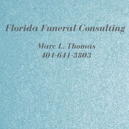 Florida Funeral Consulting