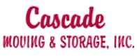 CASCADE MOVING & STORAGE INC logo