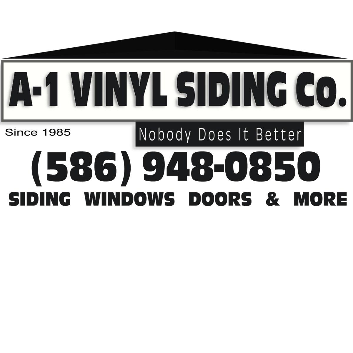 A-1 Vinyl Siding Co Inc logo