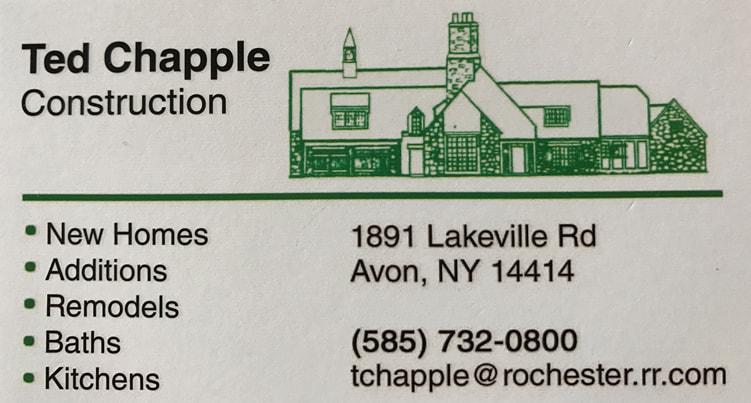 Ted Chapple