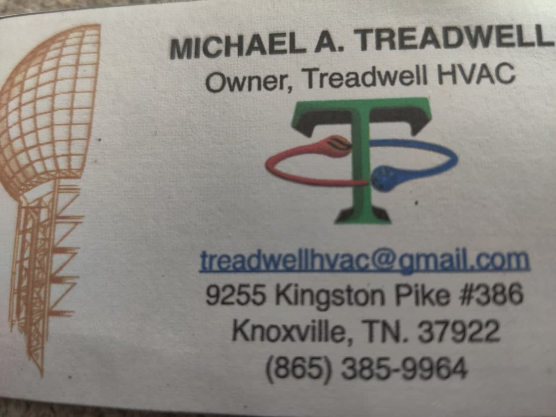 Treadwell heating and air