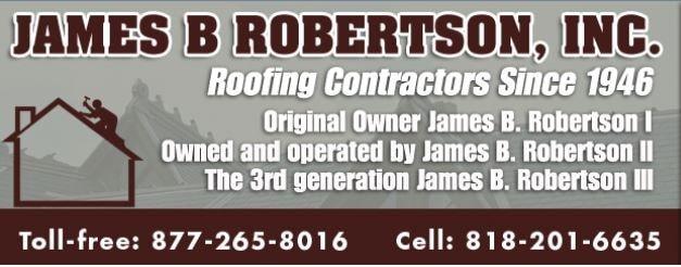 James B Robertson Inc