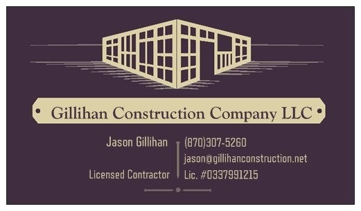 Gillihan Construction Company LLC