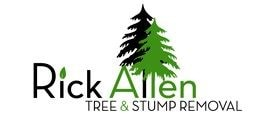 Rick Allen Tree & Stump Removal