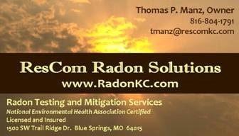 ResCom Radon Solutions