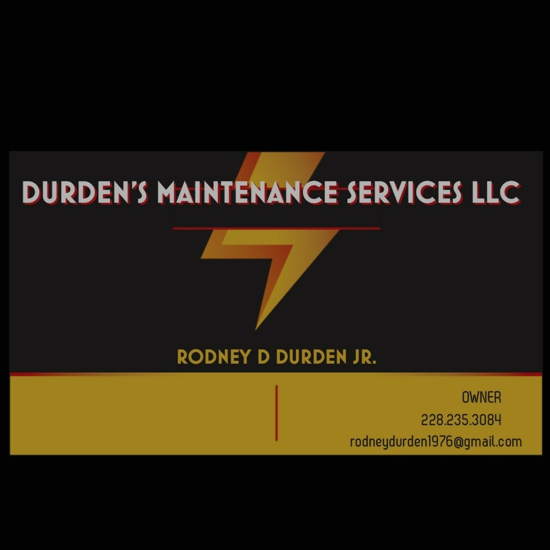 Durden's Maintenance Services LLC