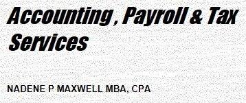 NPM Enterprises - Nadene P Maxwell CPA