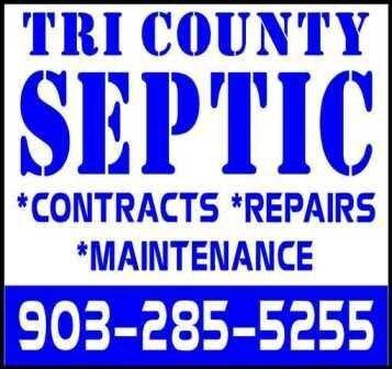 Tri County Septic logo