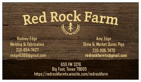 Red Rock Farm