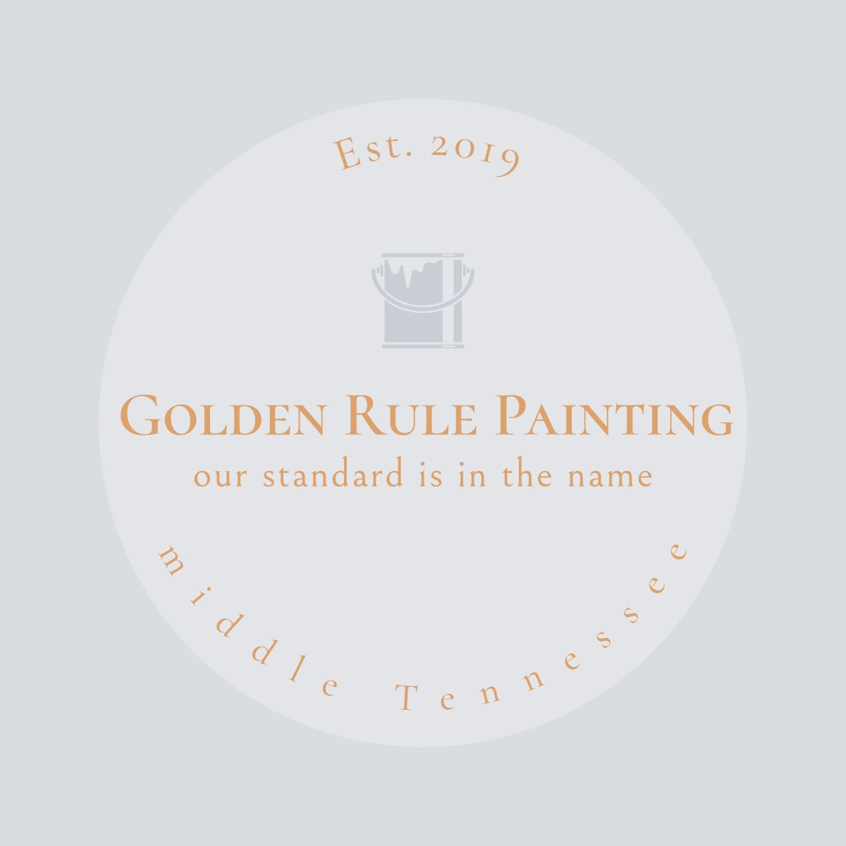 Golden Rule Painting