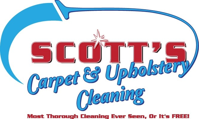 SCOTT'S Carpet and Upholstery Cleaning