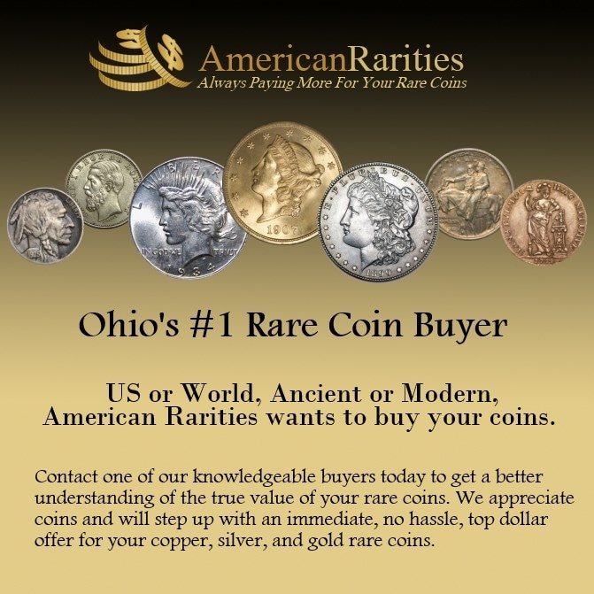 American Rarities Rare Coin Company - Ohio