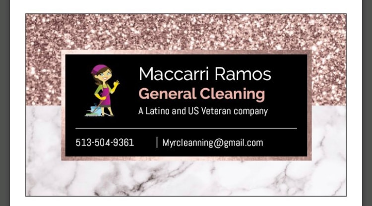 Maccarri Ramos General Cleaning Services