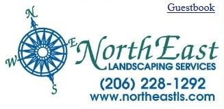 North East Landscaping Services logo