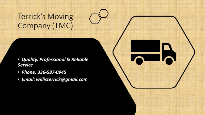 Terrick's Moving Company