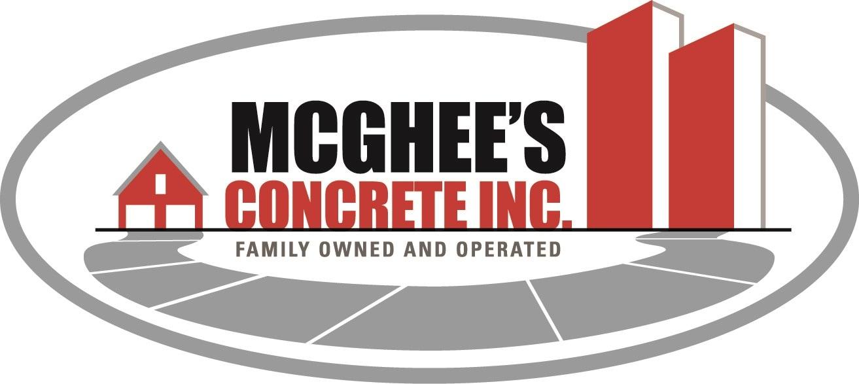 McGhee's Concrete Inc.
