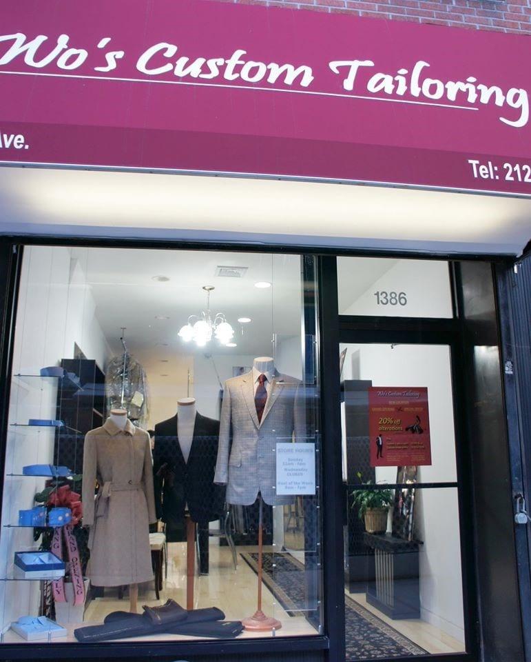 Wo's Custom Tailoring
