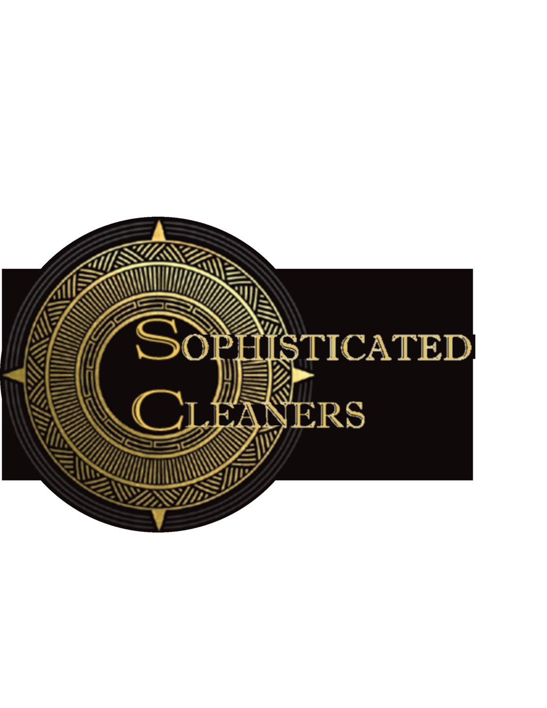 Sophisticated Cleaners logo
