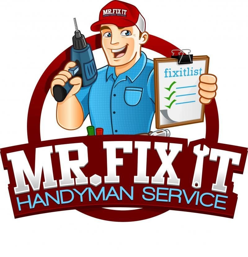 WR Handyman Services And Repairs logo