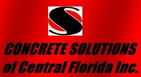Concrete Solutions of Central Florida Inc.