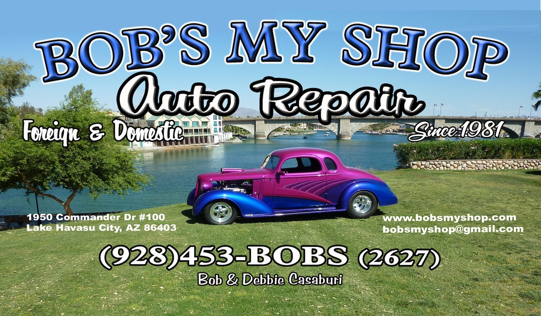 Bob's My Shop Auto Repair