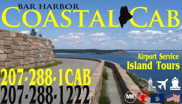 Bar Harbor Coastal Cab & Tours