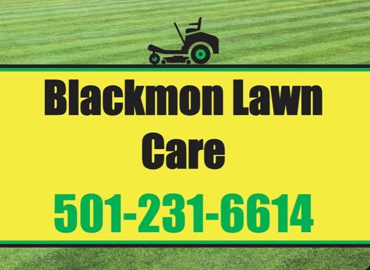 Blackmon Lawn Care