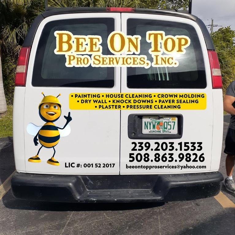 Bee On Top Pro Services Inc