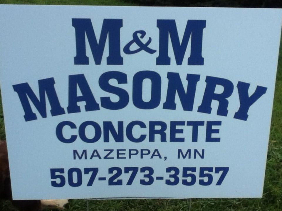 M & M Masonry