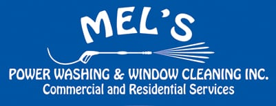 Mel's Power Washing & Window Cleaning Inc