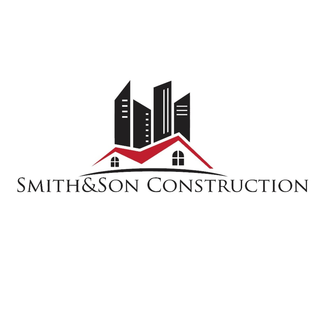 Smith and Son Construction  logo