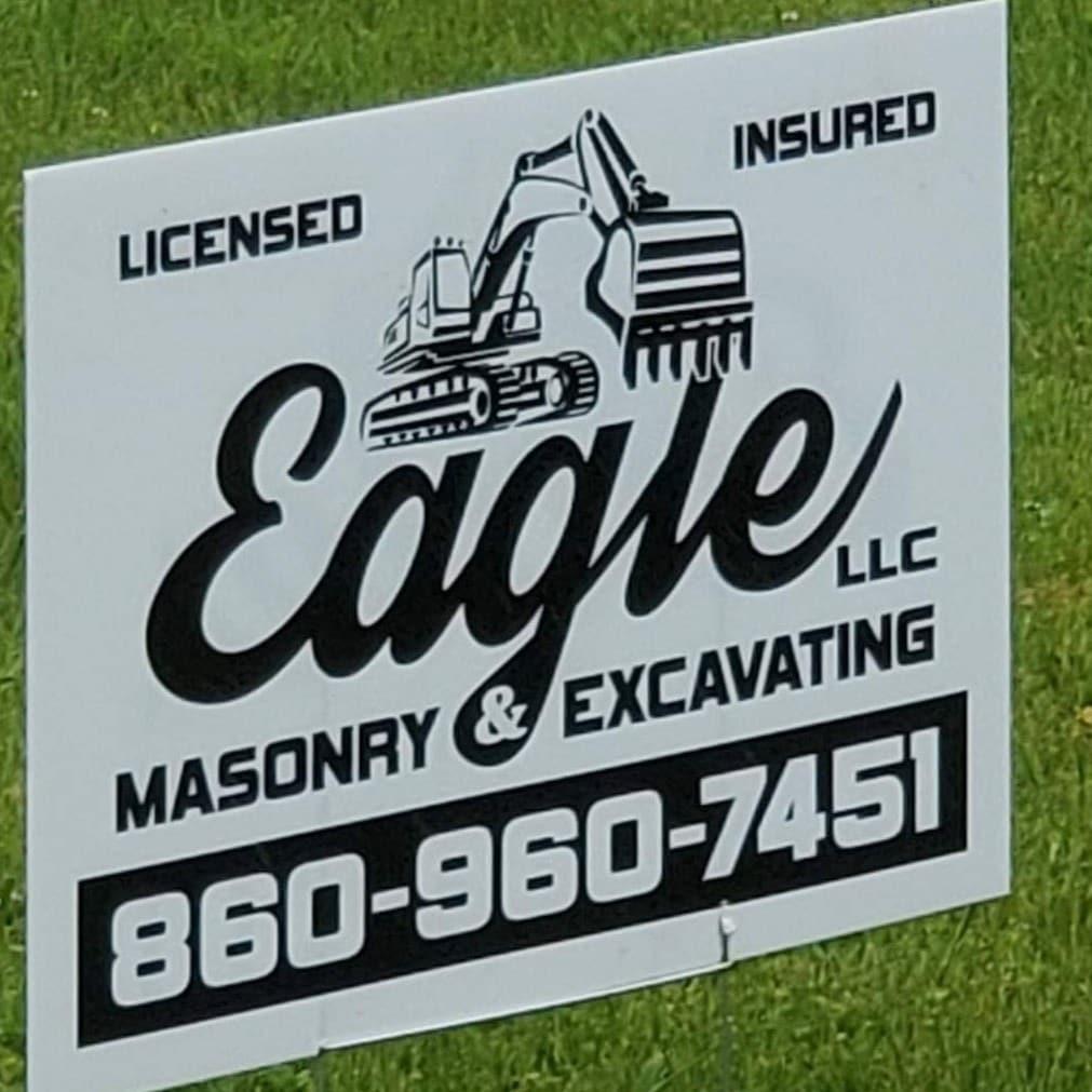 EAGLE MASONRY & EXCAVATING LLC logo