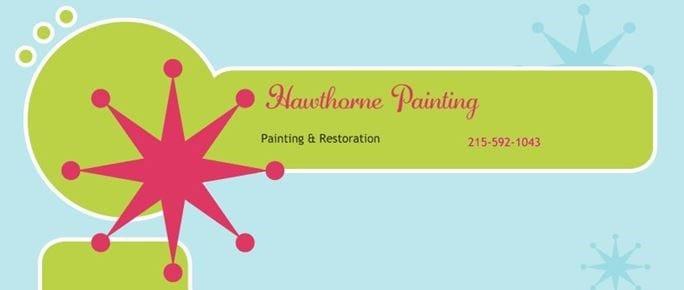 Hawthorne Painting logo