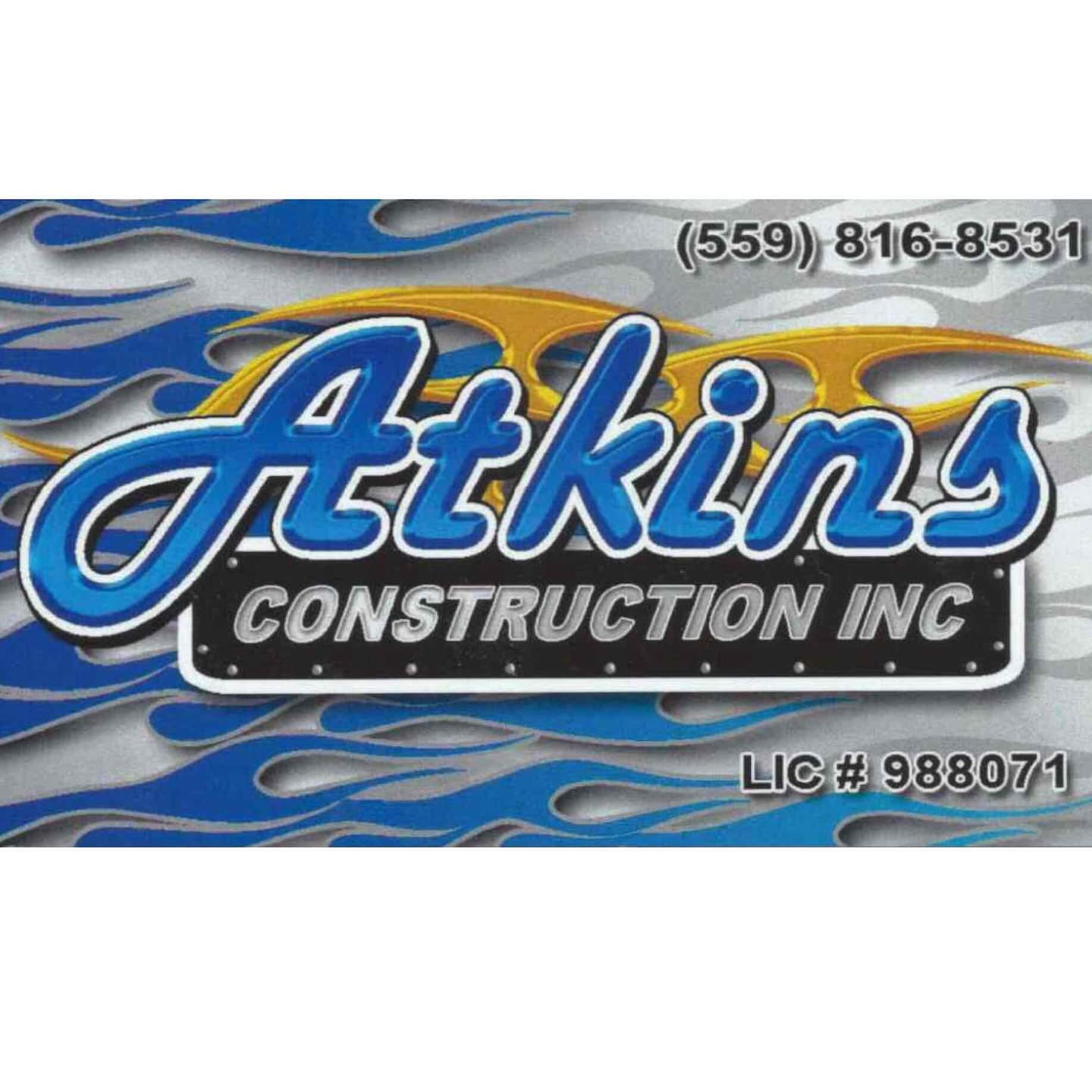 Atkins Construction Inc