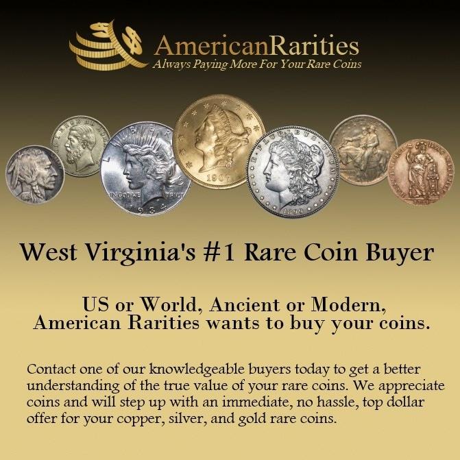 American Rarities Rare Coin Company - WV